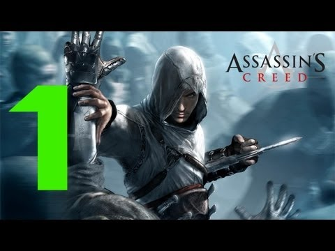 Assassin's Creed Walkthrough w/Commentary - PART 1- ALTAIR