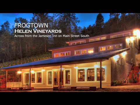 Frogtown Cellars/Helen Vineyards, Helen, GA