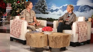 Dax Shepard Talks Camping with Brad Pitt and Jay Z