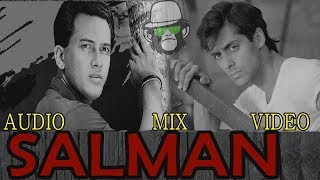 SALMAN FACT | SALMAN SHAH | SALMAN KHAN | SONG MIX | BANGLA NEW VIDEO 2018