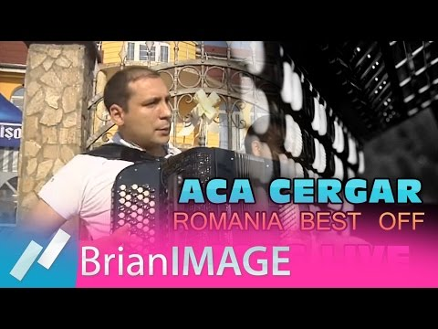 Aca Cergar Romania - Best Off 2016 LIVE