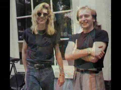 The Terror Twins (Steve Clark and Phil Collen)