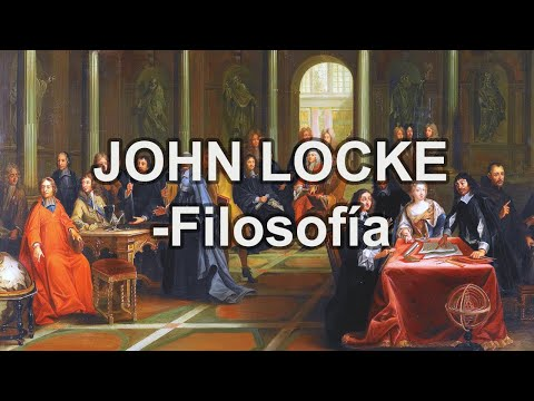 John Locke - Filosofía - Educatina