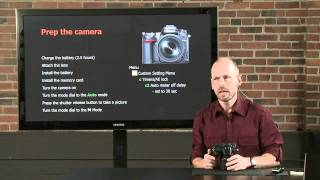 Nikon D7000 &#8211; DSLR Fast Start: Introduction