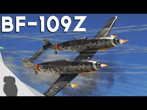 WT: First Impressions the BF-109Z thumbnail