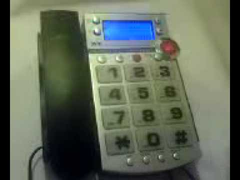 Talking Caller ID Demonstration