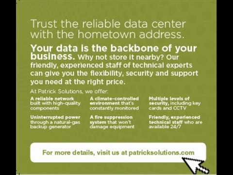 Data Center Columbus OH Patrick Solutions Colocation Tour