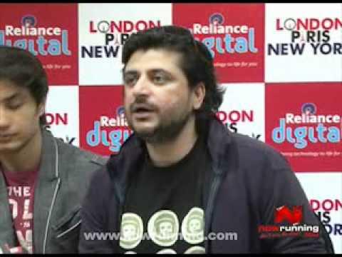 Ali Zafar Aditi promote London, Paris, New York