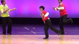 Rachaa - Racha Song - Silent choopulodu (UGADHI Dance 2 - Greater Madison Area Telugu Association)
