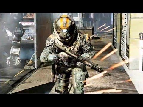 TITANFALL - Finalmente Lançou!!! Gameplay de Xbox One!