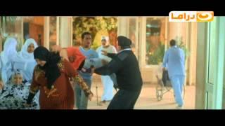 مسلسل إبن حلال | مشهد براءة حبيشة من قتل يســر