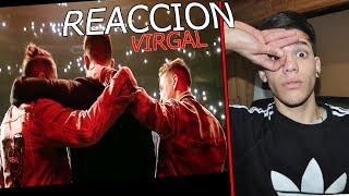 NO NOS VAMOS NADA | Video Oficial - VIRAL * REACCIONN DEL MEJORxd*