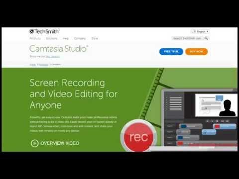Ferramentas gratuitas de Screencast para criar vídeo aulas e tutoriais