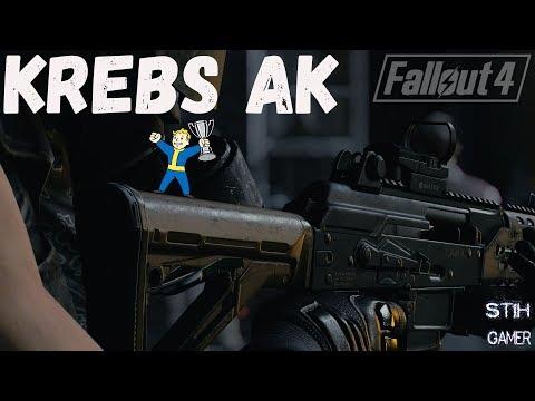 Fallout 4: Винтовка KREBS AK