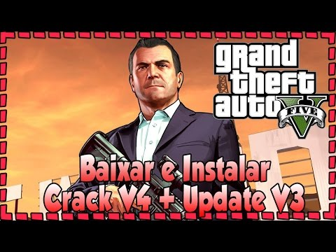 Blog do GTA - Mods para GTA: Crack GTA V - PC v5
