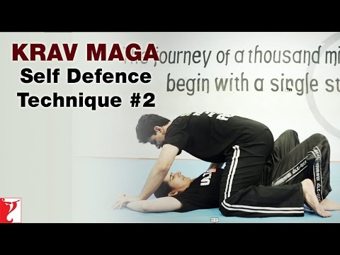 Mardaani - Krav Maga - Self Defence Technique #2