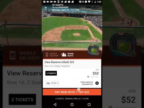 Gametime - Tickets to Sports, Concerts, Theater APK Cover