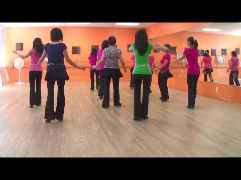 Unmistakable - Line Dance (Dance & Teach in English & 中文)