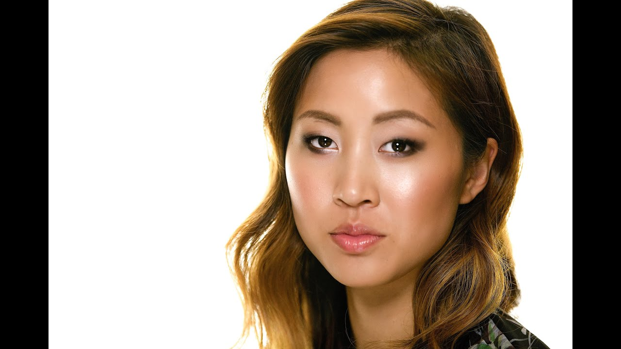 Asian Makeup Look by Celebrity