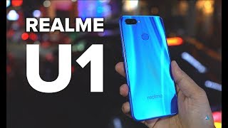 Oppo RealMe U1 REVIEW and UNBOXING [CAMERA, GAMING, BENCHMARKS]