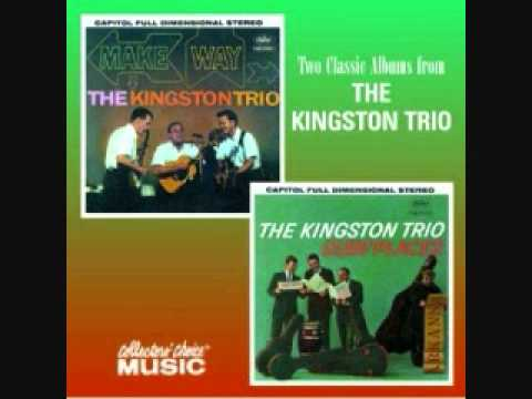 Kingston Trio - Speckled Roan