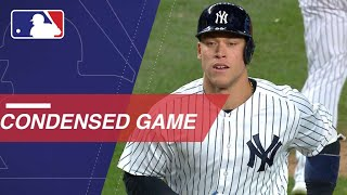 Condensed Game: TOR@NYY - 4/19/18