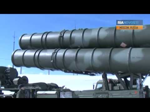 Deploying New S-400 Surface-To-Air Missiles near Moscow