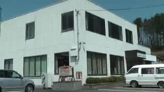 川俣町山木屋地区へ納品