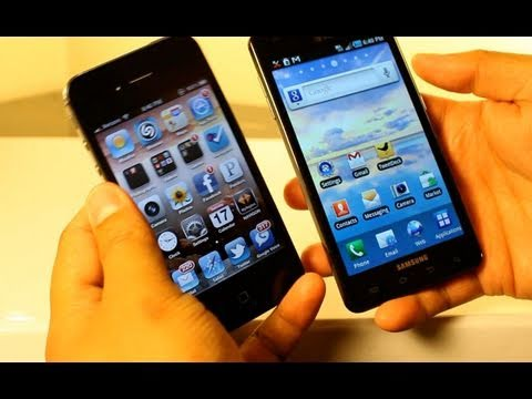 Samsung Infuse 4G review (AT&T). Android 4.5-inch Super AMOLED Plus