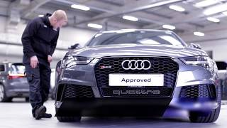 Why buy Audi Approved?