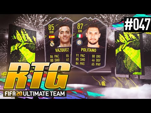 COMPLETING ELITE STORYLINE OBJECTIVE! - #FIFA20 Road to Glory! #47 Ultimate Team