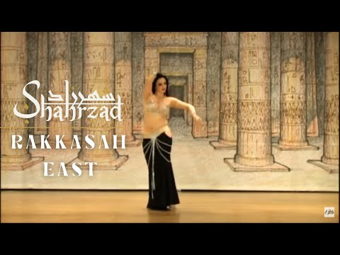 Shahrzad Raqs At Rakkasah East video