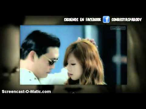 PSY - Voy a Vomitar (Parodia de Gangnam Style)