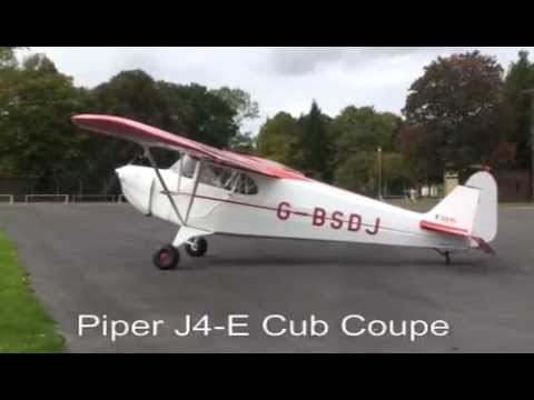 how to fly a piper cub pdf