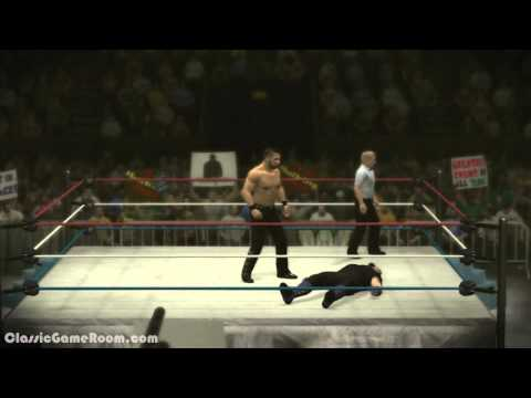 CGR Undertow - WWE 2K14 review for PlayStation 3