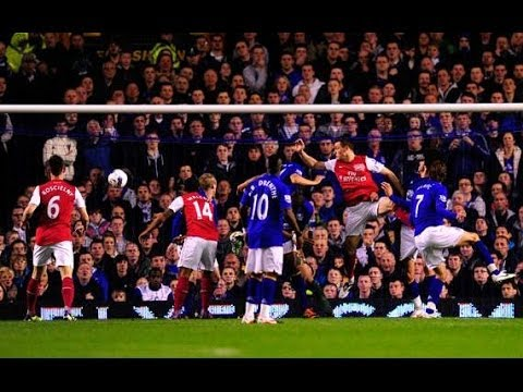 2014 Everton vs Arsenal 3-0 All Goals & Highlights Sock P.League 33 06/04/2014