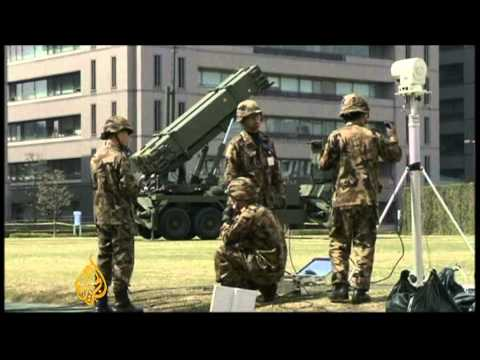 South Korea raises military alert status
