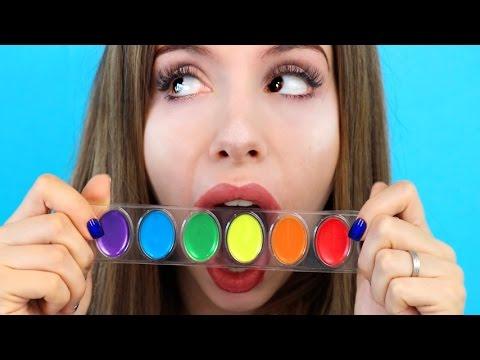 Full Face Of Makeup Using NO Makeup!