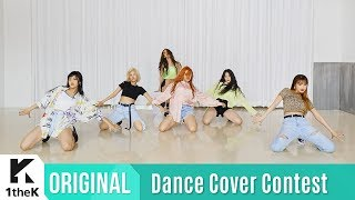 [1theK Dance Cover Contest] (G)I-DLE((여자)아이들) _ Uh-Oh (mirrored ver.)