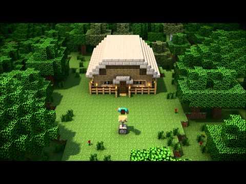 Minecraft Animation #08 - Piston Journey
