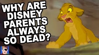 Why Are Disney Parents Always So Dead?