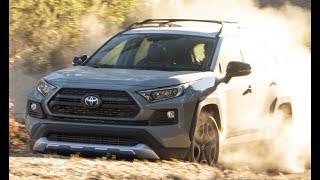 2019 Toyota RAV4 Adventure – Off-road, Design and Interior
