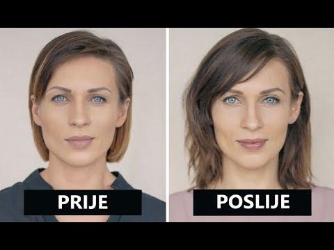 Fotografkinja je slikala žene prije i nakon što su postale majke.Pogledajte kako su se promijenile!