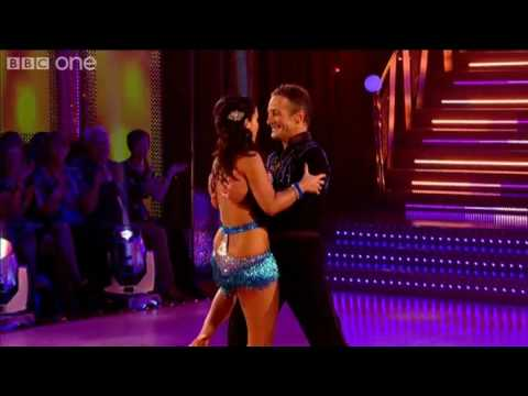 "http://www.bbc.co.uk/strictly Champion jockey Richard Dunwoody and his dance partner Lilia Kopylova perform a Cha Cha to the Wham! song ""I'm Your Man""."
