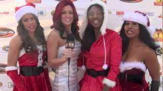 Muscle Beach Toy Drive 2012 Recap Pt. 1