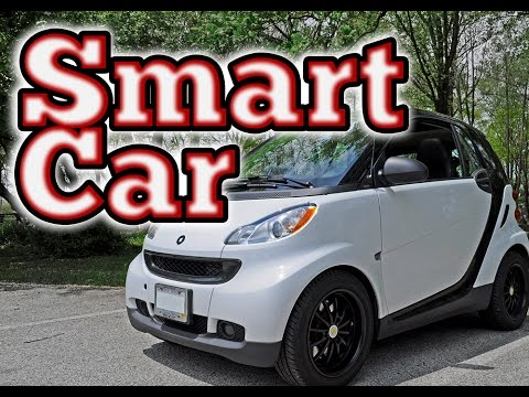 Regular Car Reviews: 2009 Smart Fourtwo