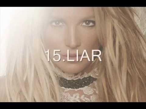 Britney Spears - Glory (Full Album) Preview