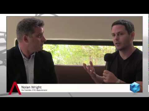 Nolan Wright - Appcelerator Enterprise Platform Launch (2013) - theCUBE