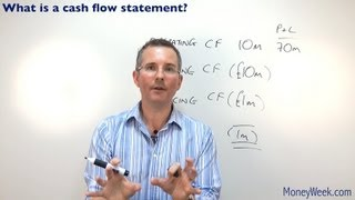What is a cash flow statement? - MoneyWeek Investment Tutorials