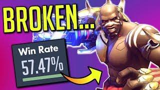 Doomfist is BROKEN! (Hitreg, unfair mechanics, + more) | Overwatch News